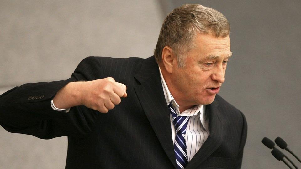 """Жириновский предложил """"долбануть по всем вооруженным силам Украины"""
