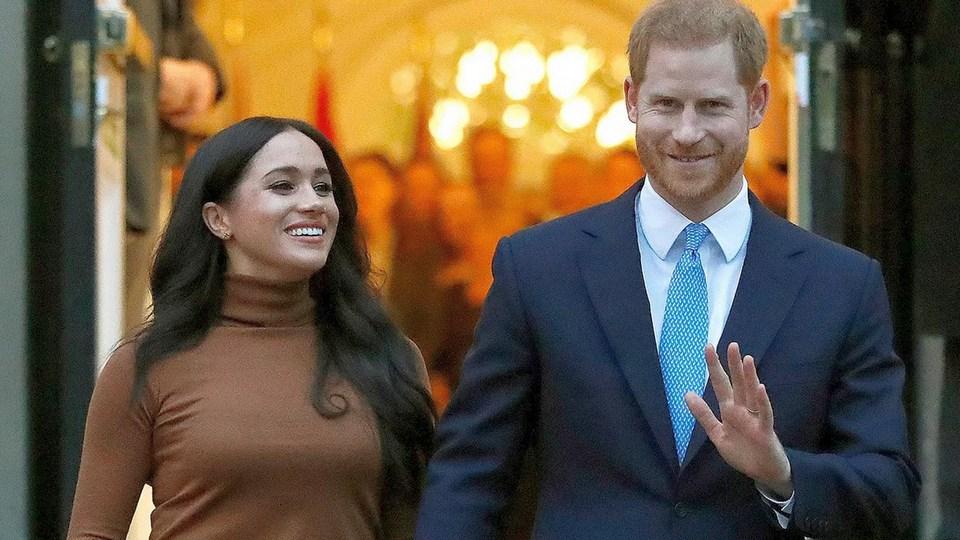 Принц Гарри и Меган Маркл рассказали, что у них родится девочка
