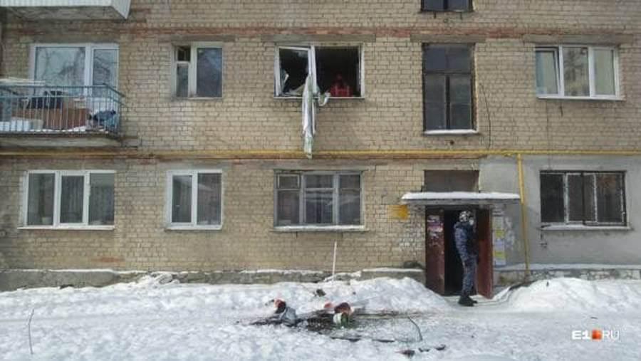 Один человек пострадал при взрыве самогонного аппарата в трехэтажке Кольцово