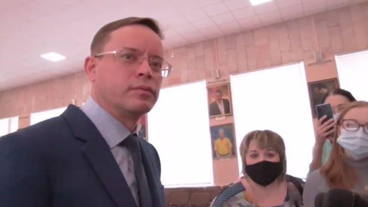Алексей Герасимов стал главой Каменска-Уральского