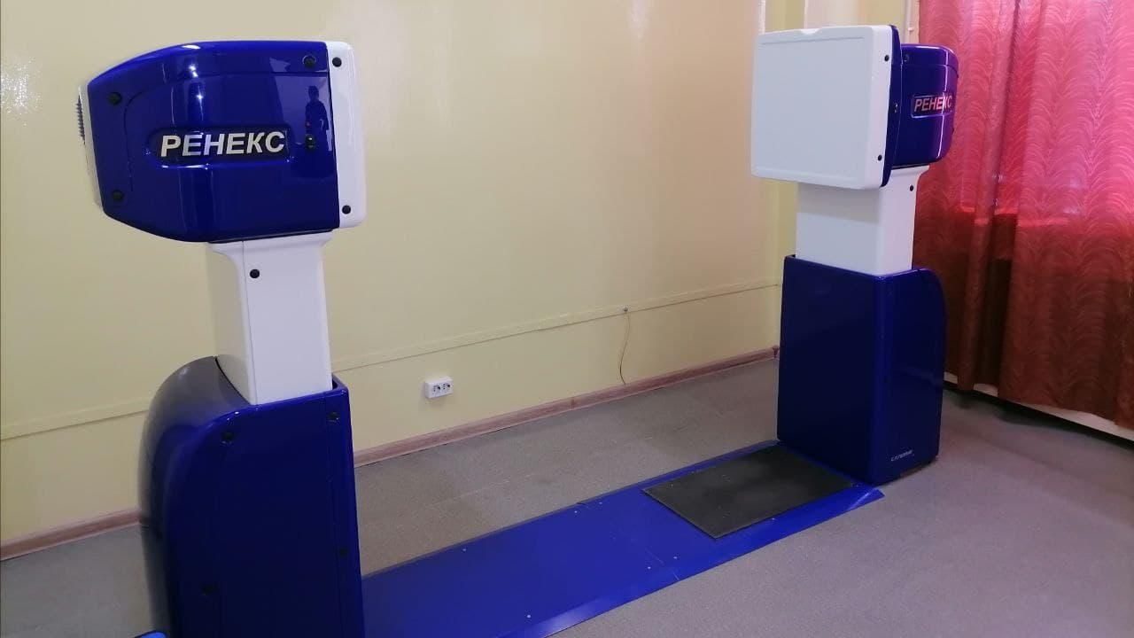 В Каменске-Уральском флюорографию можно пройти в поликлинике по Рябова