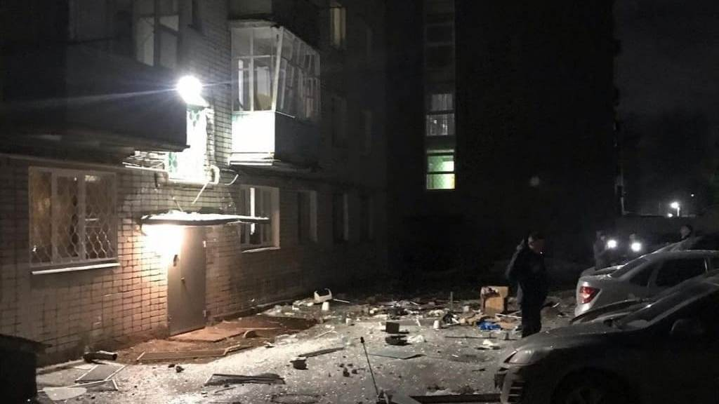 Один человек погиб и семь пострадали в результате взрыва газа в Зеленодольске