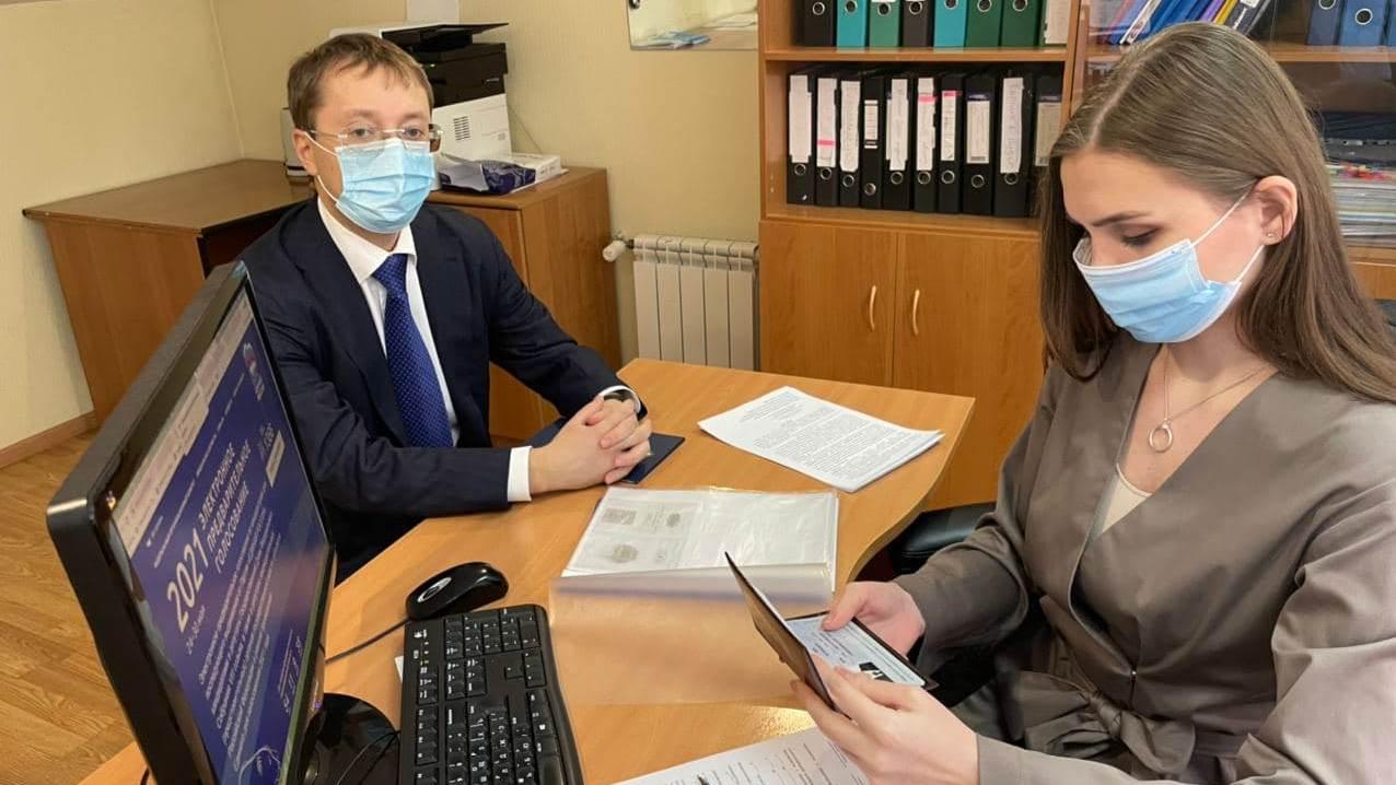 Лев Ковпак подал документы для участия в праймериз по Каменск-Уральскому округу