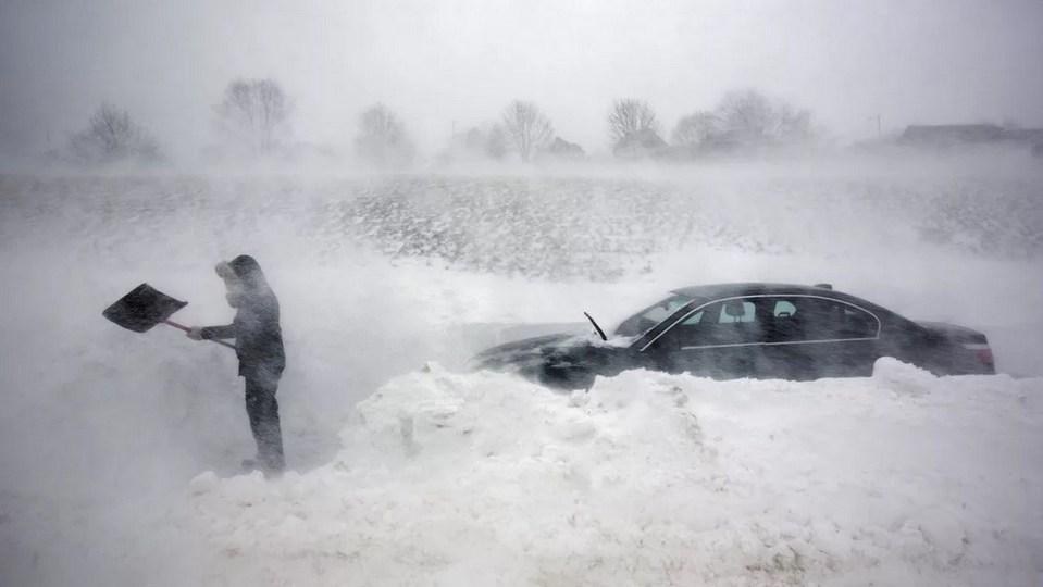 МЧС Челябинской области продлило штормовое предупреждение
