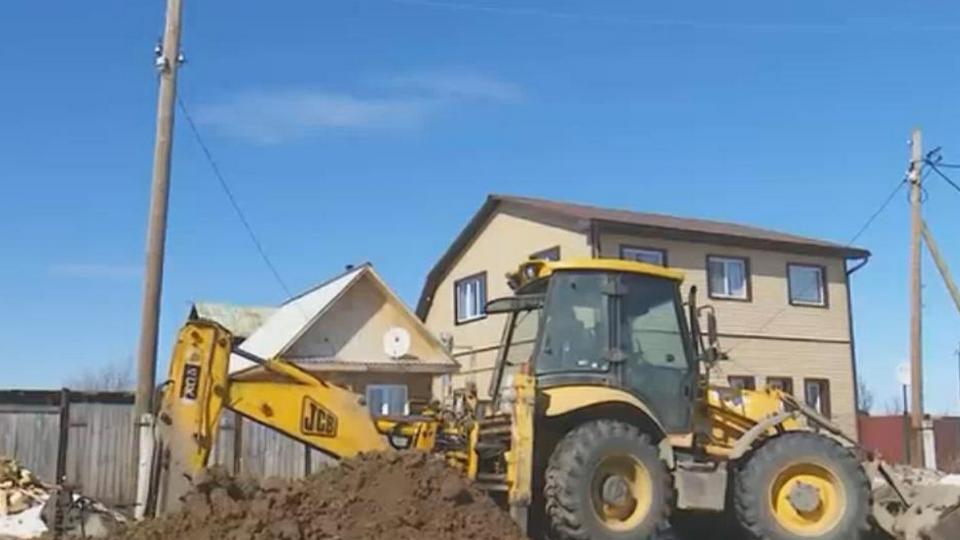 Прокуратура провела проверку по факту коммунальной аварии в селе Маминское