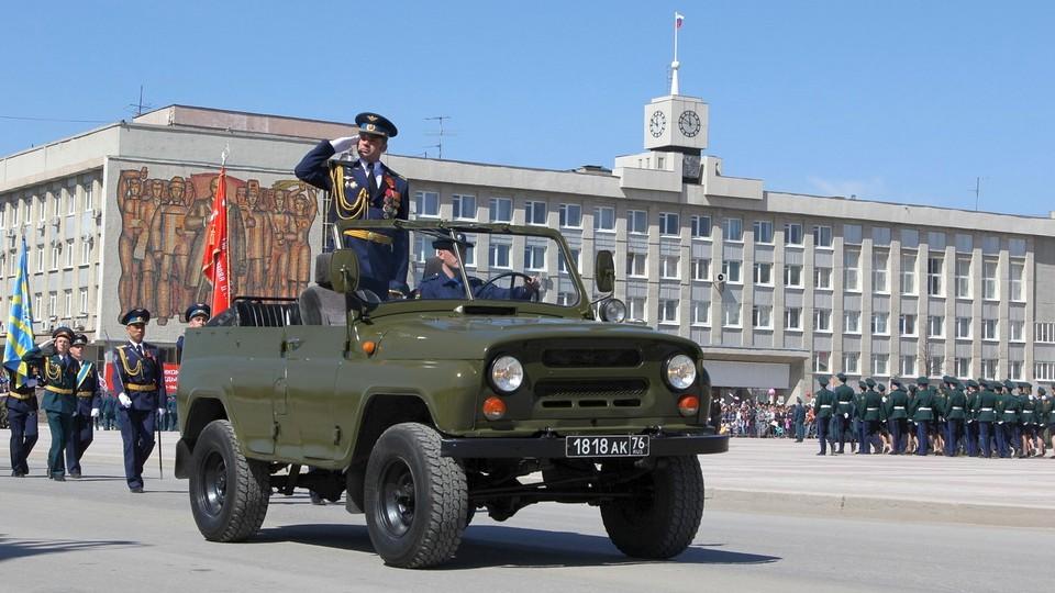 Опубликована программа мероприятий на 1 и 9 мая в Каменске-Уральском