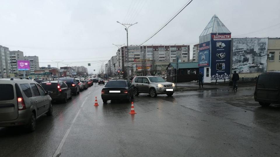 17-летняя девушка получила травмы в ДТП в Каменске-Уральском