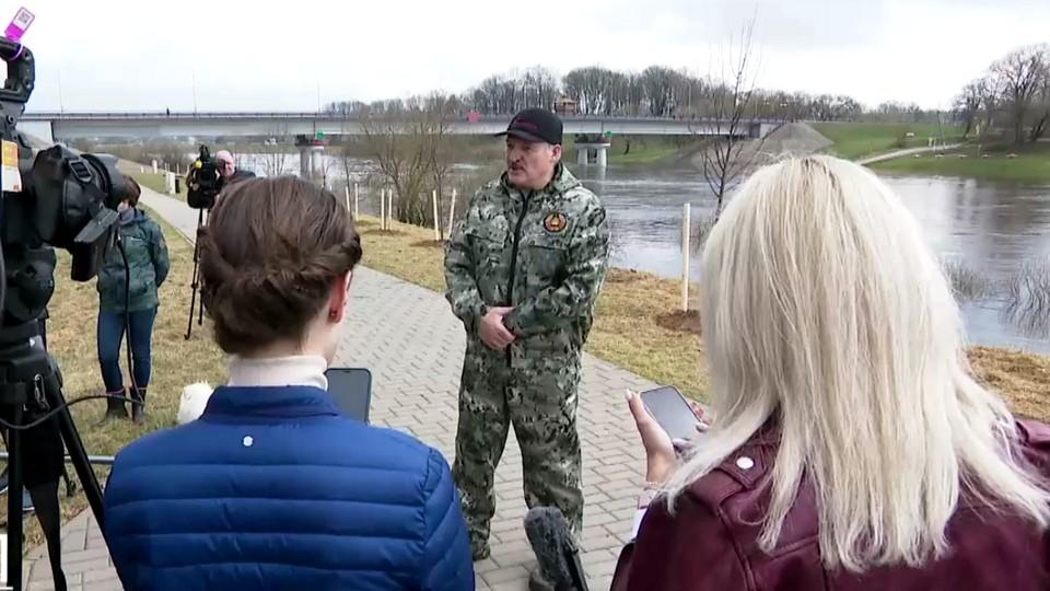 КГБ Белоруссии и ФСБ России заявили о предотвращении госпереворота и убийства президента Лукашенко