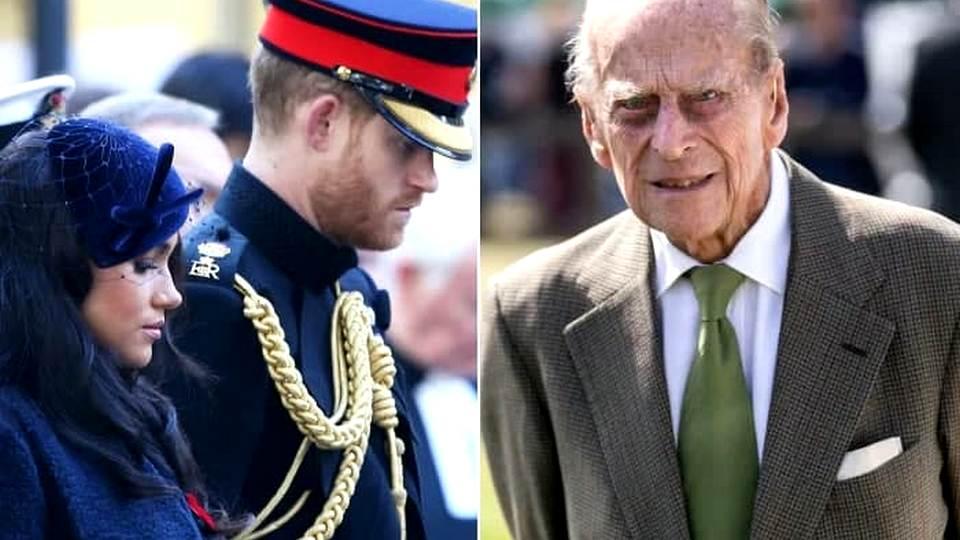 Меган Маркл не желают видеть в Великобритании на похоронах принца Филиппа