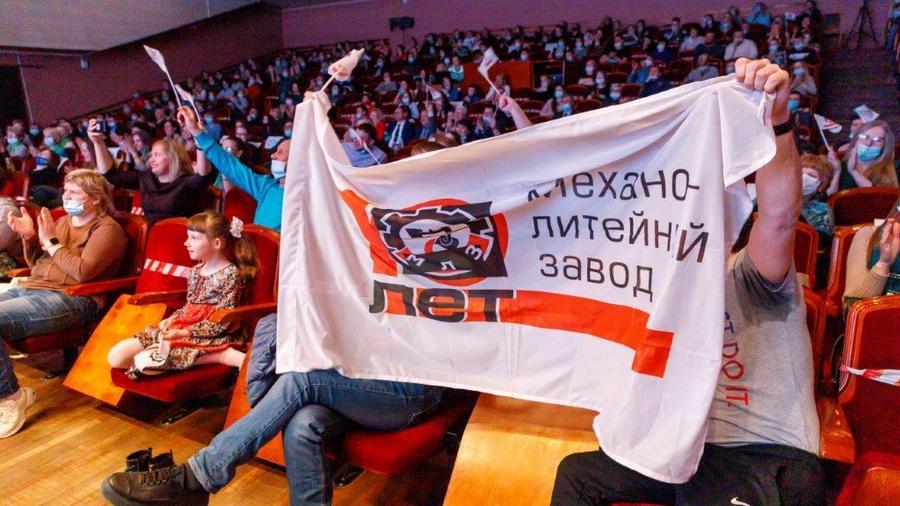 Синарские трубники провели заводской фестиваль КВН