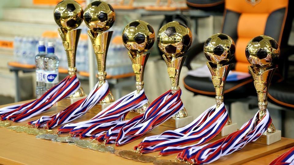 В Екатеринбурге состоялся благотворительный турнир по футболу