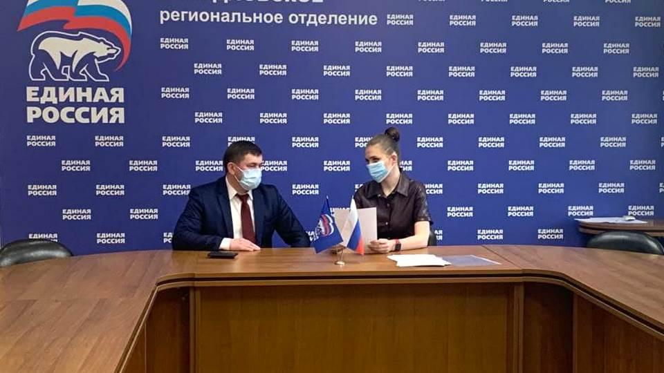 Замгубернатора Свердловской области Алексей Шмыков подал документы на праймериз ЕР