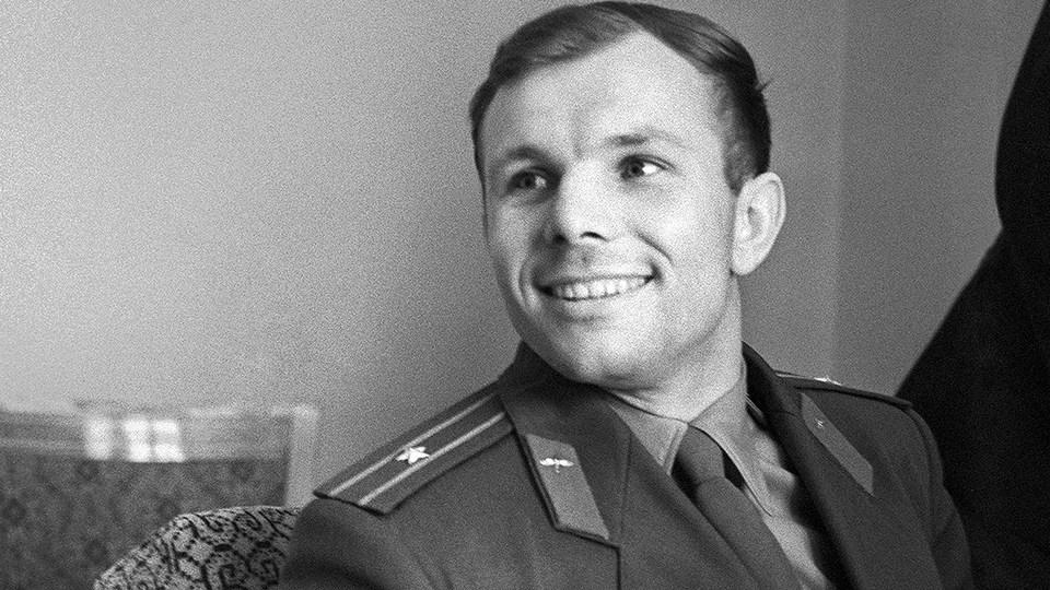 """Опубликованы самые частые запросы о Гагарине в """"Яндексе"""""""