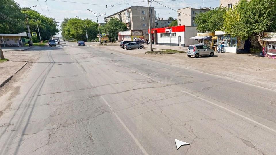 Ремонт улицы Октябрьской в Каменске-Уральском проведут к октябрю 2021 года