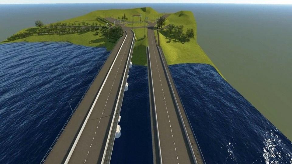 В Каменске-Уральском вновь обсудили строительство нового моста через Исеть