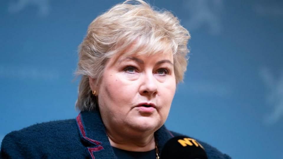 В Норвегии за нарушение карантинных правил оштрафовали премьер-министра страны