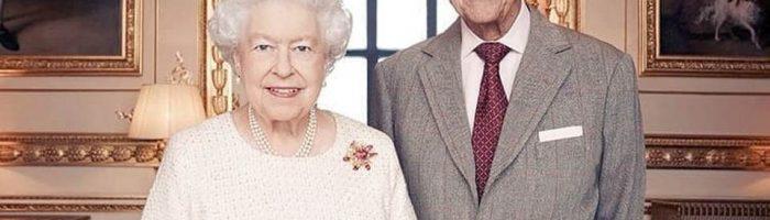 В Великобритании скончался муж королевы Елизаветы II принц Филипп