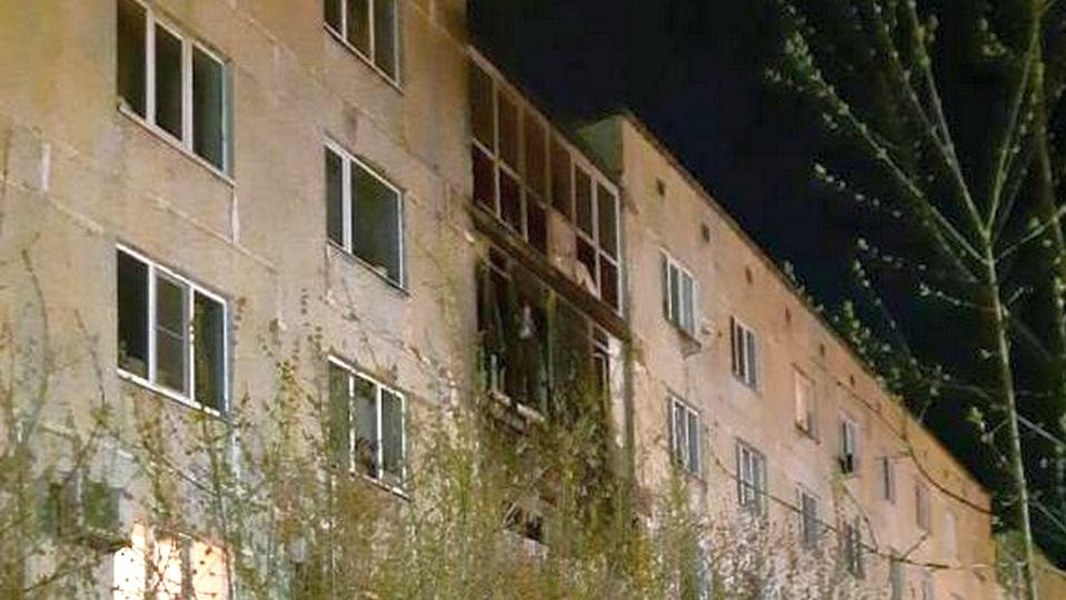 СК РФ рассказал подробности пожара в Сысерти, где погиб мальчик