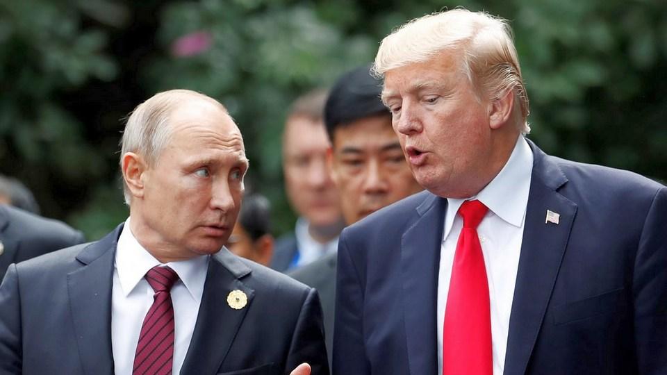 Трамп уверен, что нравился Путину