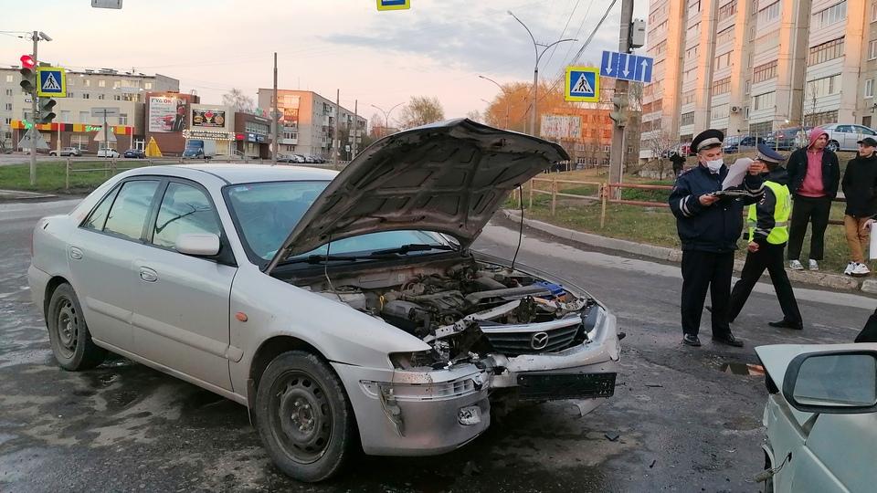 В ДТП в Каменске-Уральском пострадала 4-летняя девочка