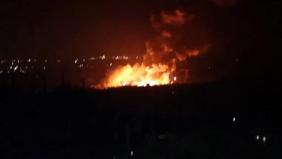 В Сирии погиб местный житель в результате авиаудара