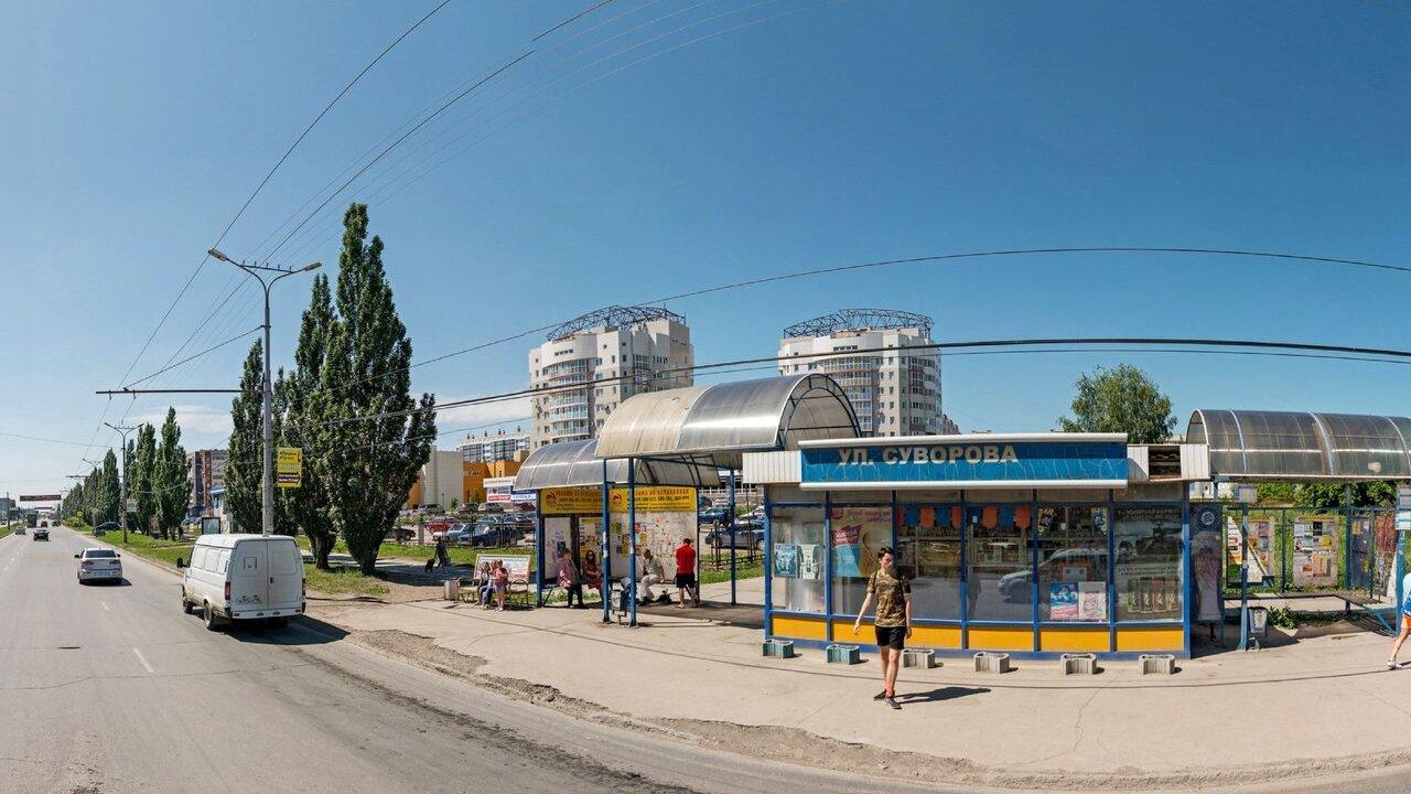 Движение по улице Суворова перекроют уже 20 мая, на очереди улица Октябрьская