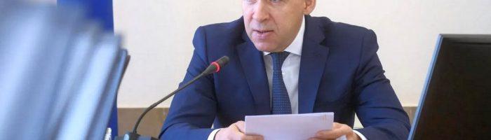 Губернатор Евгений Куйвашев ввёл новые ограничения из-за роста заболеваемости COVID-19