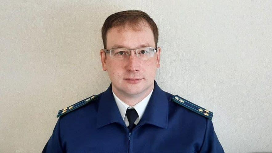Прокурор Каменского района: Пусть мирное небо будет всегда над нашей страной!