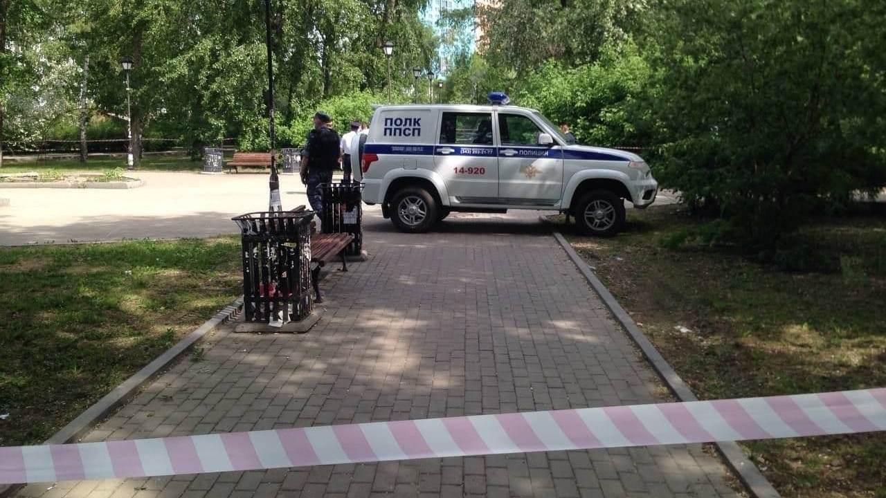 В центре Екатеринбурга произошло тройное убийство