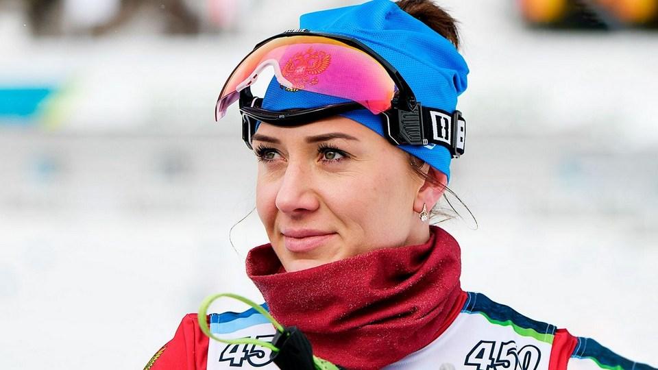 Красноярская биатлонистка расплакалась, получив зарплату в 10 тысяч рублей