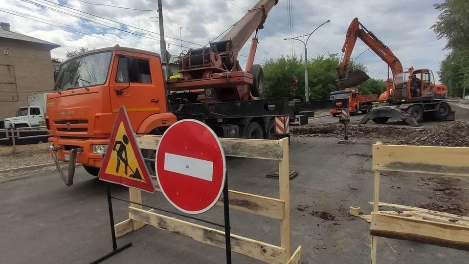 Часть домов по Калинина и Октябрьской остались без горячей воды до 16 июня