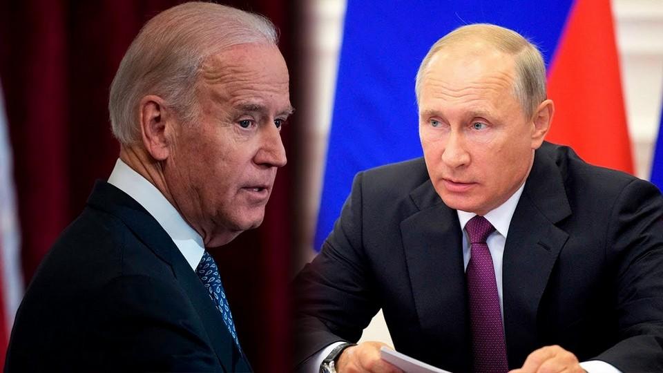 Джо Байден отказался от совместной пресс-конференции после встречи с Путиным