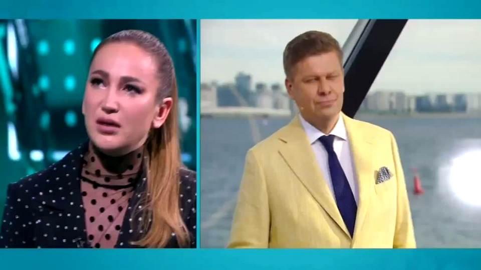Эфир с Ольгой Бузовой на Матч ТВ закончился скандалом