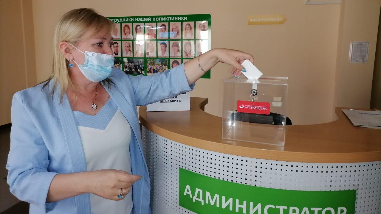 Конкурс на лучшего участкового доктора проходит в Каменске-Уральском