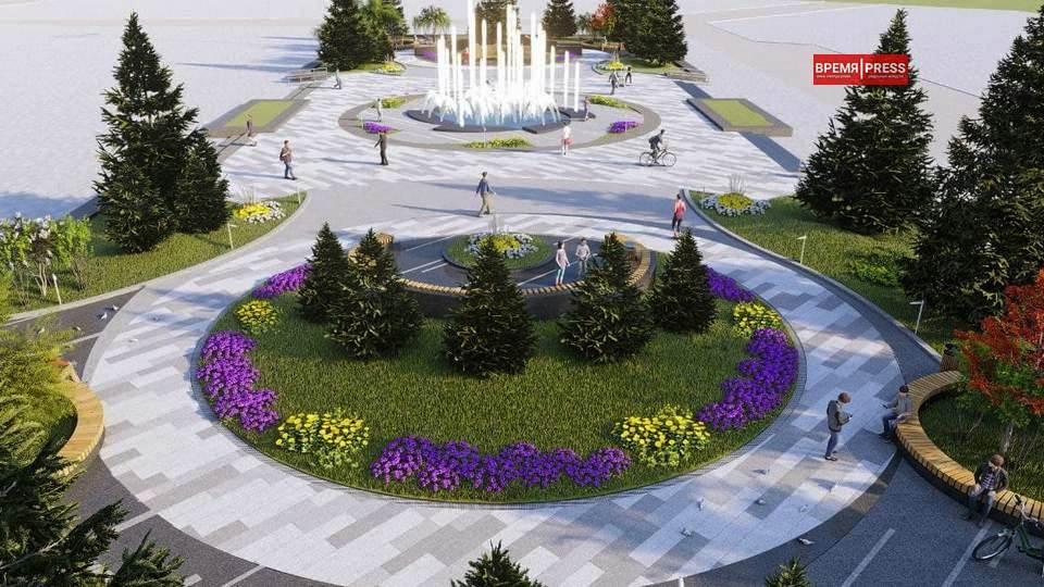 Каменск-Уральский рискует остаться без нового фонтана и благоустройства центральной площади