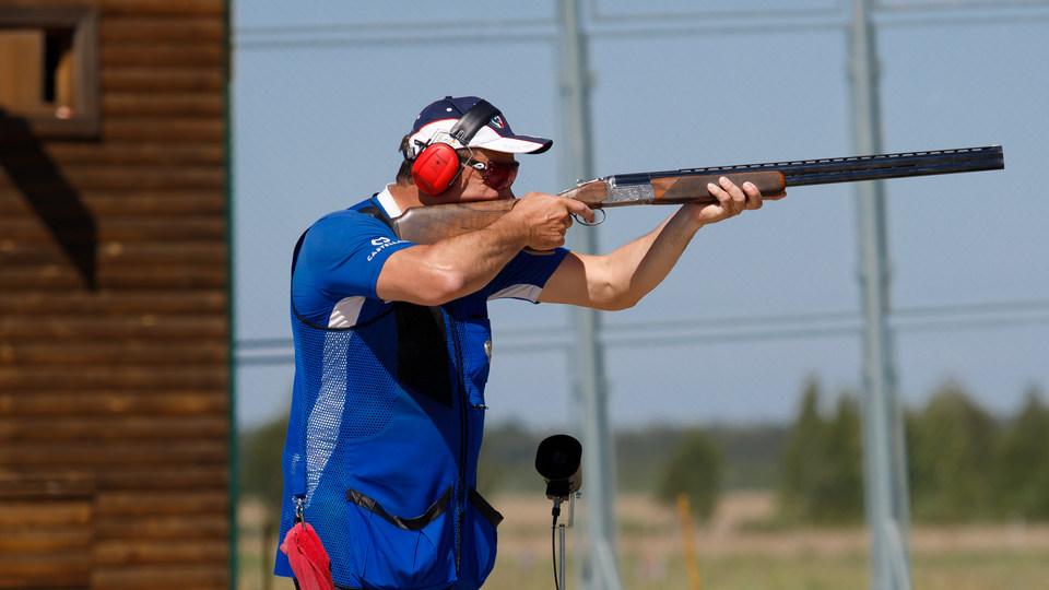 На спортивной базе СинТЗ прошел Чемпионат России по стендовой стрельбе