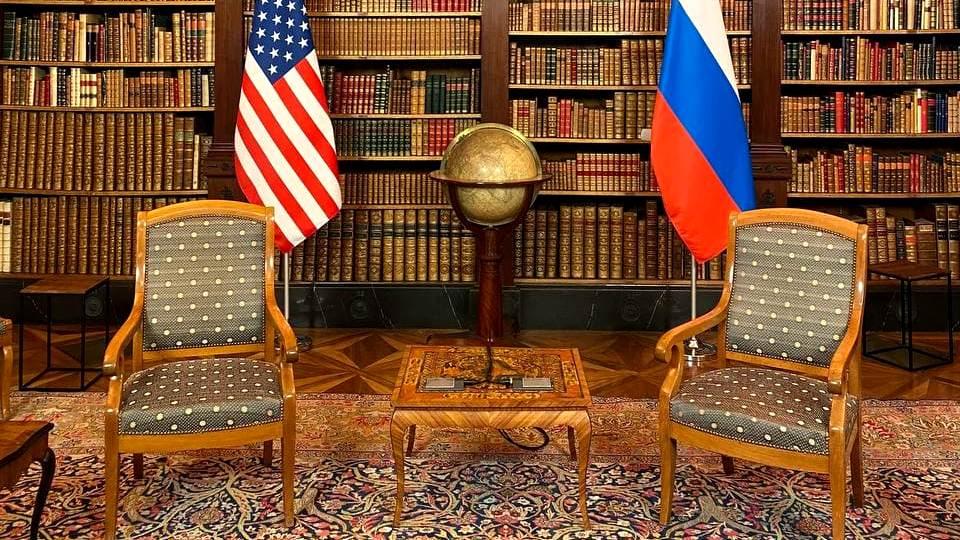 Сегодня в Женеве пройдут переговоры президентов России и США