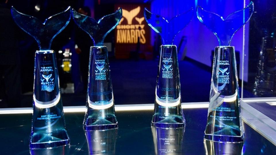 Телеканал RT получил 8 наград международной премии Shorty Awards