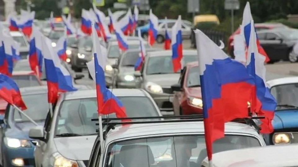 День России в Каменске-Уральском отметят цветным автопробегом