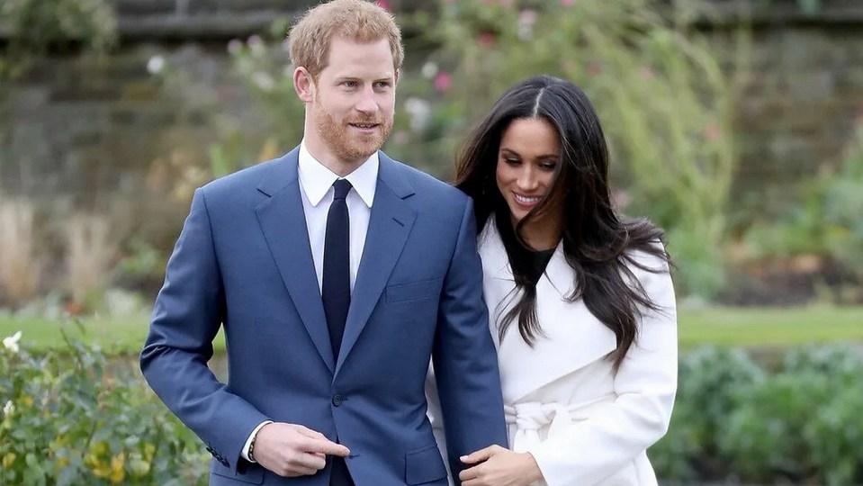 Принц Гарри и Меган Маркл стали родителями второй раз