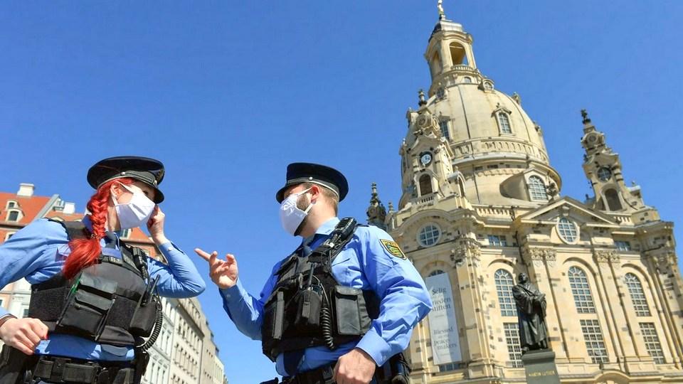 Власти Германии продлили режим эпидемии национального масштаба до 30 сентября