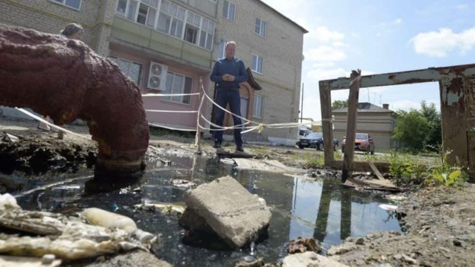 Озвучены итоги проверки антикоррупционного департамента в Каменском районе