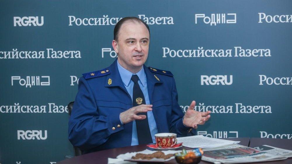 Новый прокурор Свердловской области проведёт первый приём граждан в Каменске-Уральском