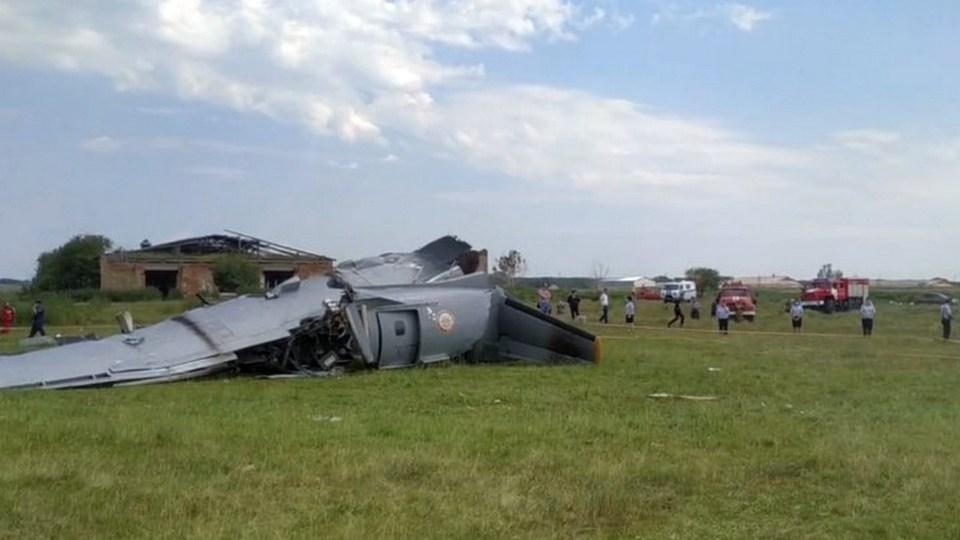 Крушение самолета в Кемеровской области: что известно