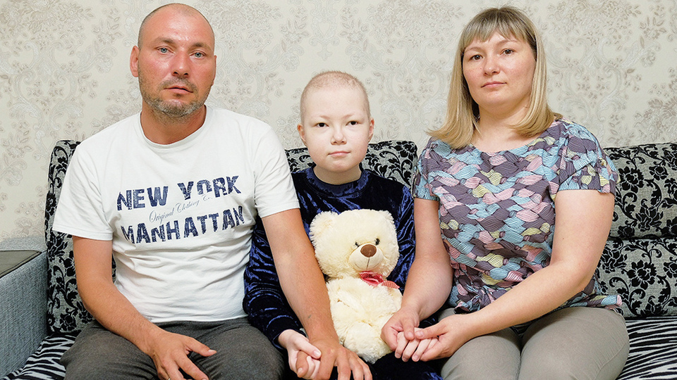 11-летняя Вика Перешеина из Каменска-Уральского нуждается в срочной помощи