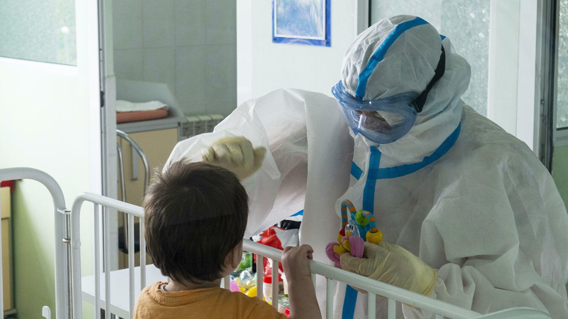 """В Каменске-Уральском третья волна коронавируса среди детей началась с очага в """"Красной горке"""""""