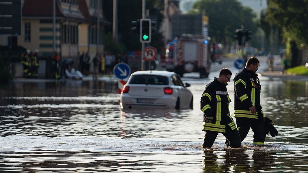 В Германии из-за наводнения погибли более 80 человек