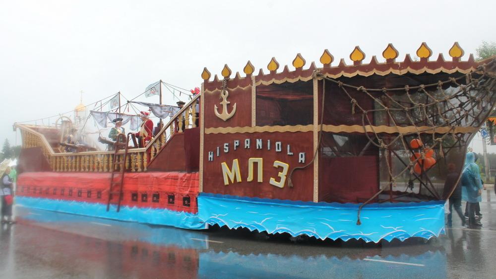 В Каменске-Уральском карнавальный автопробег в День города точно состоится