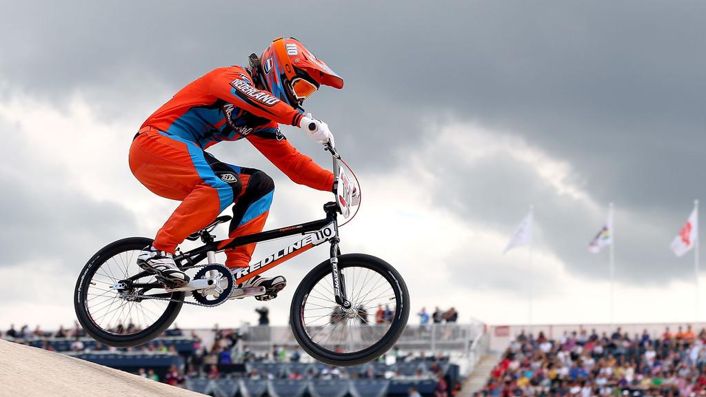 В Каменске-Уральском пройдут всероссийские соревнования по BMX-фристайлу