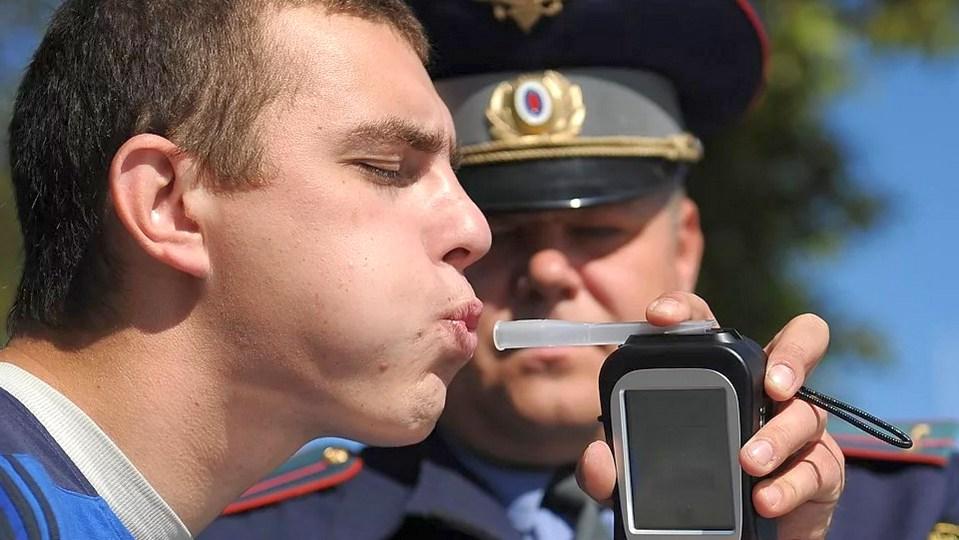 Сотрудникам ГИБДД выдадут приборы для моментального выявления пьяных водителей